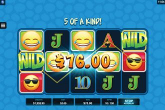 EmotiCoins Slot Wild Blast Win