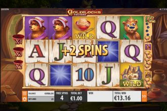 Goldilocks Slot Free Spins Extra Spins