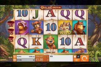 Goldilocks Slot Machine Online