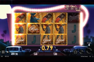 Full Moon Romance Slot Free Spins Clone Feature