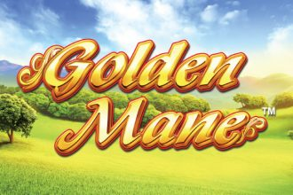Golden Mane Slot Logo