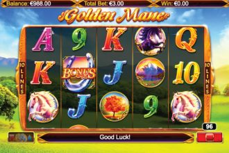 Golden Mane Slot Machine Online