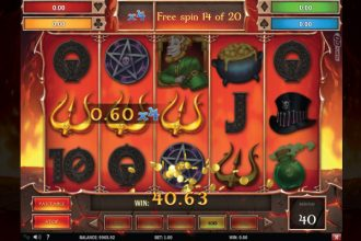 Leprechaun Goes To Hell Slot Free Spins Bonus
