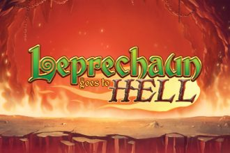 Leprechaun Goes To Hell Slot Logo