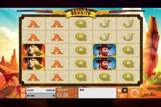 Sticky Bandits Slot Machine Online