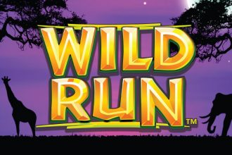 Wild Run Slot Logo