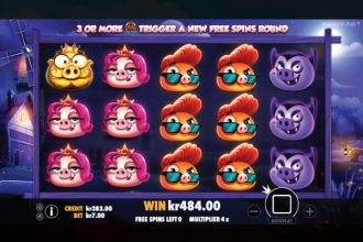 7 Piggies Slot Free Spins Bonus