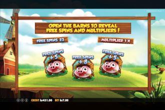 7 Piggies Slot Free Spins Pick