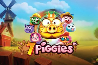7 Piggies Slot Logo