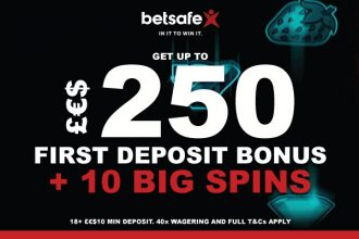 Betsafe Casino Bonus With 10 Big Spins