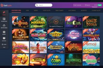 Betspin Slots Machines Online