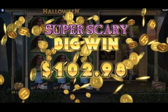 Halloween Slot Super Scary Big Win