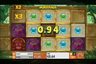 Mayana Slot Machine 108 Ways