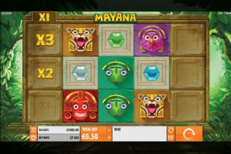 Mayana Slot Machine 27 Ways To Win