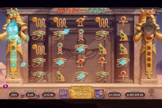 Valley Of The Gods Slot 3125 Ways To Win Slot