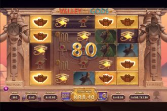 Valley Of The Gods Slot Win