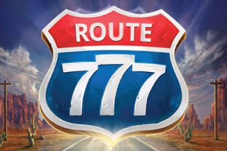 Route 777 Slot Logo