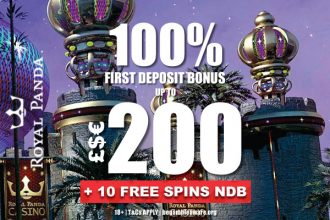 Royal Panda Casino Bonus With No Deposit Free Spins