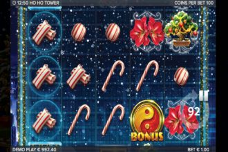 Ho Ho Tower Slot Machine Online