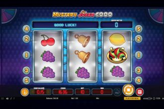 Mystery Joker 6000 Slot Machine Online