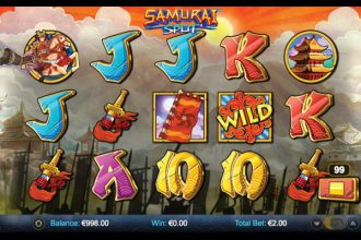 Samurai Split Slot Machine Online