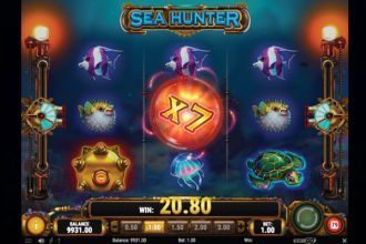 Sea Hunter Slot Multiplier Win