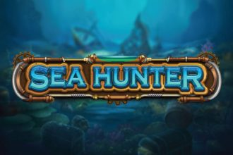 Sea Hunter Slot Logo