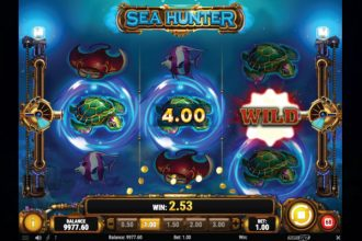 Sea Hunter Slot Machine Bonus