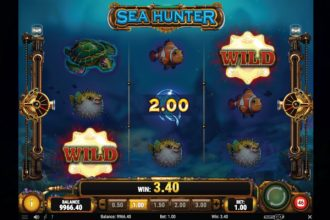 Sea Hunter Slot Wild Wins