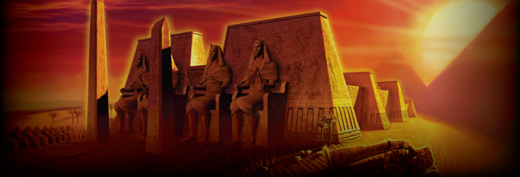 Book of Ra Deluxe 6 Background Image