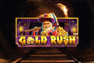 Gold Rush Slot Logo
