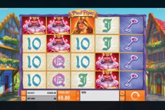 Pied Piper Slot Machine Online
