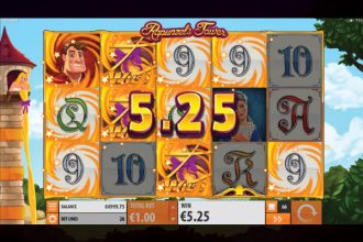 Quickspin Rapunzels Tower Slot Game