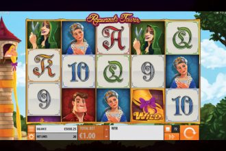 Rapunzels Tower Online Slot Machine
