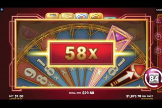 Deco Diamonds Slot Bonus Win