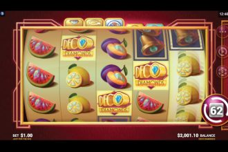 Deco Diamonds Slot Machine Online