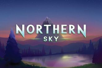 Northern Sky Slot Logo
