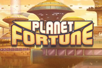 Planet Fortune Slot Logo
