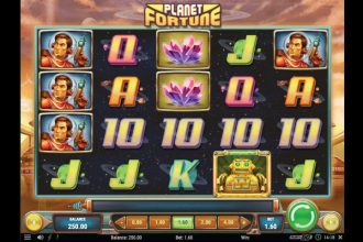 Planet Fortune Slot Machine Online