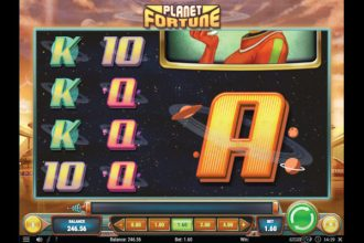 Play'n GO Planet Fortune Slot With Mega Symbols