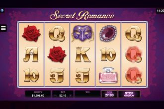 Secret Romance Slot Machine Online