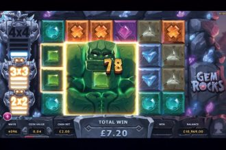 Yggdrasil Gem Rocks Slot Monster Win
