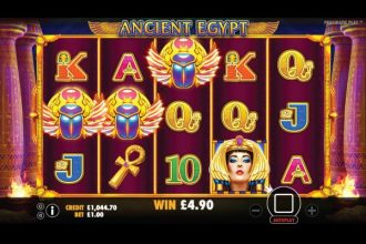 Ancient Egypt Slot Machine Online