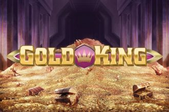 Gold King Slot Logo