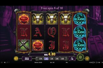 House of Doom Slot Free Spins