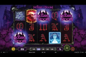 House of Doom Slot Free Spins Scatters