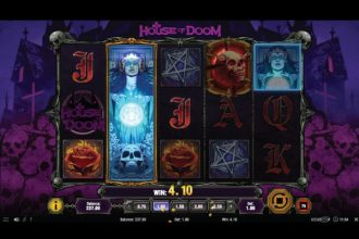 Play'n GO House of Doom Slot Machine Online
