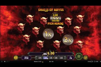 House of Doom Slot Bonus