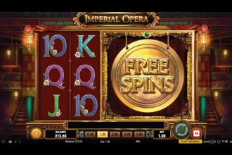 Imperial Opera Slot Harmony Scatter