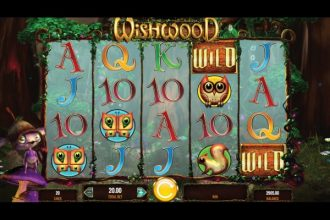 Wishwood Slot Machine Online